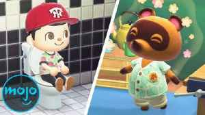 Top 10 Things Animal Crossing: New Horizons Doesn't Tell You [Video]