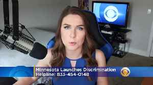 Gov. Tim Walz And Lt. Governor Peggy Flanagan Launch Discrimination Helpline [Video]