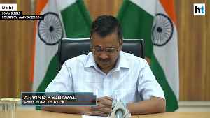'20 new cases in last 24 hours, total 523 cases in Delhi': Arvind Kejriwal [Video]