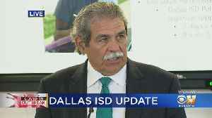 DISD Superintendent Update During COVID-19 Closure [Video]