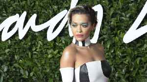 Rita Ora signs up as NHS volunteer to help out amid coronavirus pandemic