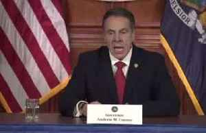 NY's Gov. Cuomo: 'Now is not the time to slack off'
