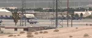 Access to Nellis AFB restricted beginning Monday [Video]