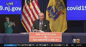Gov. Phil Murphy Gives Coronavirus Update [Video]