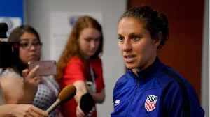 Soccer Player Carli Lloyd Speaks Out About Tokyo Olympics Postponement [Video]