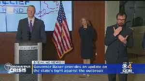 Gov. Baker Establishes Massachusetts COVID-19 Relief Fund [Video]