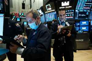Stock Markets Surge as Infections Approach Peak Levels [Video]