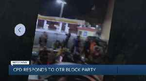 Man arrested after livestreaming OTR party [Video]