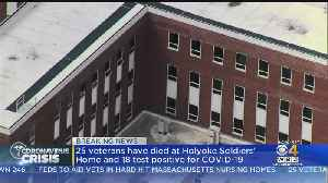 Problems Persist And Death Toll Rises At State-Run Veterans Home In Holyoke [Video]