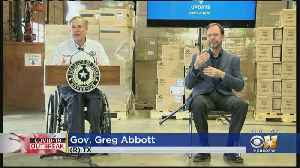 Governor Abbott Says Mitigation Is Working, 30 Texas Patients Testing Hydroxychloroquine Treatment [Video]