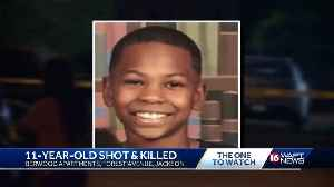 10-year-old shot, killed in Jackson [Video]
