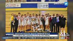 Olathe South Boys Basketball [Video]