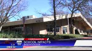 Shasta college to cancel or postpone important events [Video]