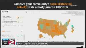 Website scores states on social distancing [Video]