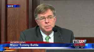 Madison County news conference about coronavirus response [Video]