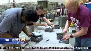 Mississippi State students upgrading ventilators for COVID-19 patients [Video]
