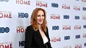 J.K. Rowling 'fully recovered' from coronavirus symptoms [Video]
