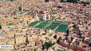 Virtual Vacation: Ancient Leather Tanneries Of Fez, Morocco [Video]