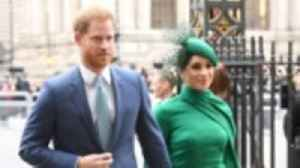 Prince Harry, Meghan Markle Set to Launch New Charitable Foundation Archewell | THR News