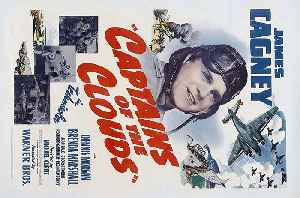 Captains of the Clouds  Movie (1942) - James Cagney, Dennis Morgan, Brenda Marshall [Video]