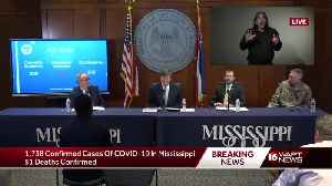 Gov. Reeves: The shelter-in-place order is not a long term solution [Video]