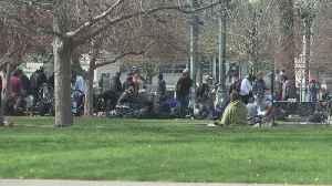 Denver Homeless Advocates Call For Help During Coronavirus Pandemic [Video]
