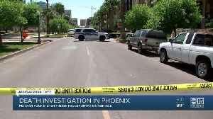 Death investigation underway in Phoenix [Video]