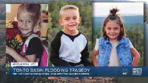 Parents in Tonto Basin flooding tragedy facing charges [Video]