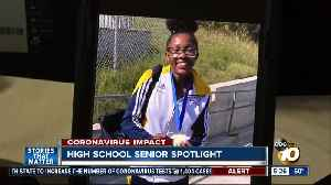 Senior Spotlight: High Tech High School's Naliyah Bailey [Video]