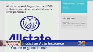 """Allstate To Return $600M In Premiums As Drivers Stay """"Safer-At-Home"""" And Off The Road [Video]"""