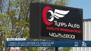 Tyres Auto Repair in Timonium, offering discounted services for essential employees [Video]