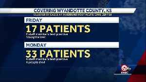 4 die after virus cluster found at KCK rehabilitation center [Video]