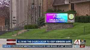 Closing the church door to keep members safe [Video]