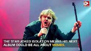 Lewis Capaldi could release an album about memes [Video]