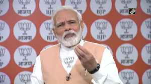 PM Modi appeals to BJP workers to contribute to PM CARES Fund [Video]