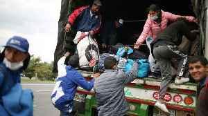 'Nothing left': Venezuelans head home amid coronavirus pandemic [Video]