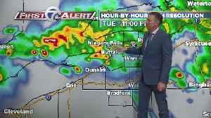 7 First Alert Forecast 5am 4/7 [Video]