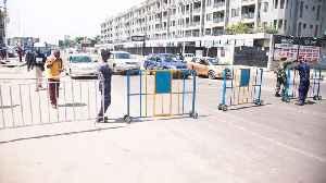 DR Congo lockdown: Kinshasa's main commercial centre closes [Video]