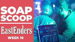 EastEnders Soap Scoop! Vinny's big party goes wrong [Video]