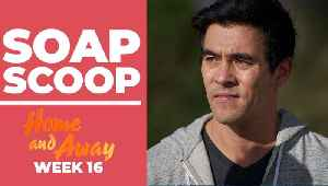 Home and Away Soap Scoop! Justin hears from Leah [Video]
