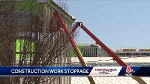 Construction workers say sites not safe [Video]