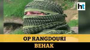 Terrorist Pkg-aArmy soldier narrates how they killed 5 terrorists in hand-to-hand combat [Video]