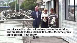 Duchess of Cornwall missed hugging her grandkids whilst in coronavirus self-isolation [Video]