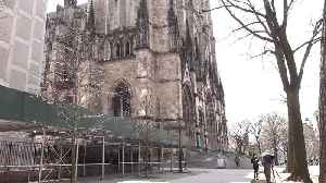 NYC's famed St John's Cathedral soon to be makeshift hospital amid coronavirus pandemic [Video]