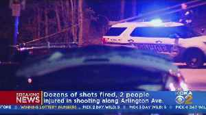 Man And Woman Shot Overnight In Arlington Heights [Video]