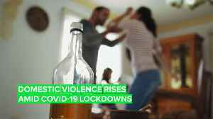 How are countries dealing with rising domestic violence cases? [Video]