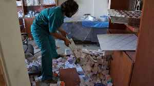 UN: 'Highly probable' Syria gov't and allies attacked hospitals [Video]