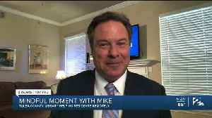 Mindful Moment with Mike: Tulsa County Library Helping Residents Remotely [Video]