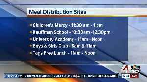 KCPS suspends meal distribution program [Video]