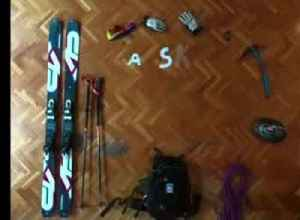 Man shows way 'to ski' at home in stop motion video [Video]